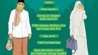 Seperangkat Alat Sholat di Masjid saat New Normal