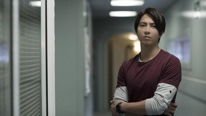 Tomohisa Yamashita berperan dalam serial HBO Asia The Head
