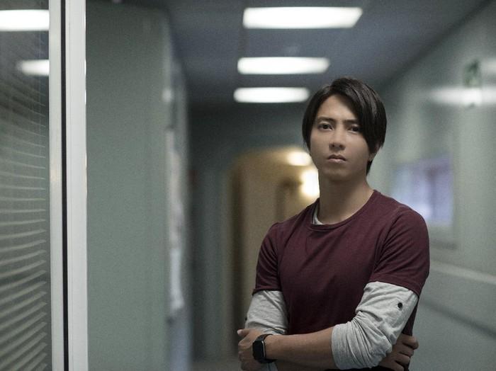 Tomohisa Yamashita berperan dalam serial HBO Asia The Head