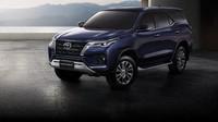 Spesifikasi Toyota Fortuner Baru, Tenaga Lebih Besar Ditambah Varian Legender