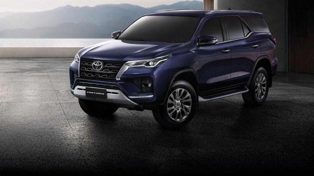 Toyota Fortuner dan Hilux Terbaru Resmi Meluncur