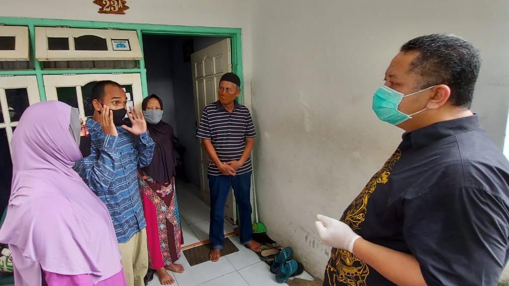 Berstatus ODP, Wakil Wali Kota Surabaya Segera Jalani Tes Swab