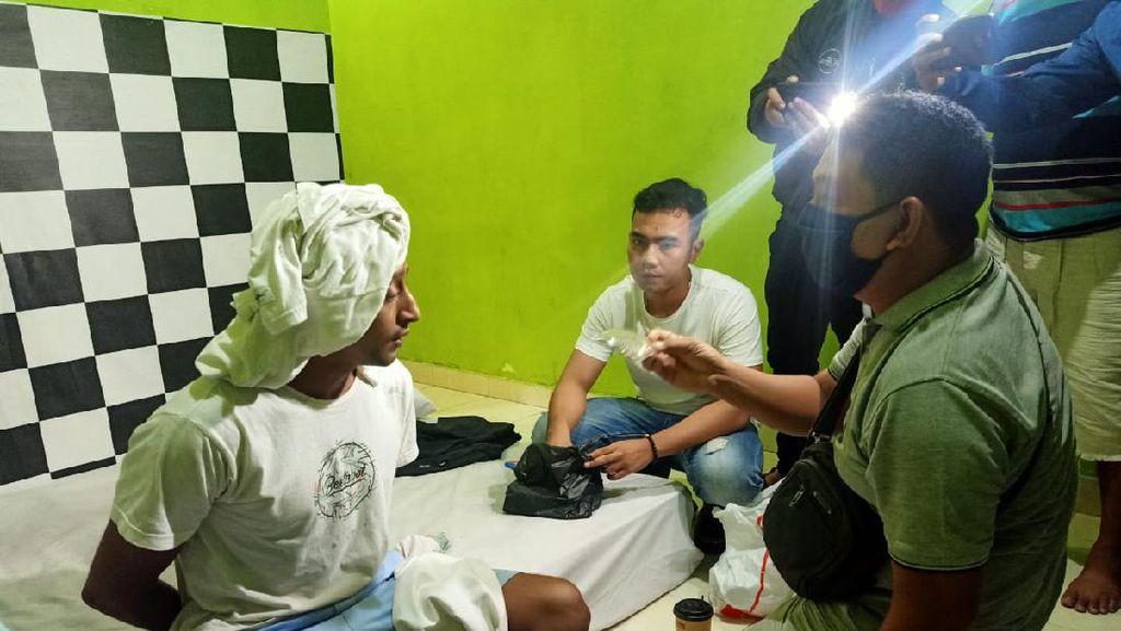 Diduga Edarkan Ganja, WN Arab Saudi Diamankan di Lombok