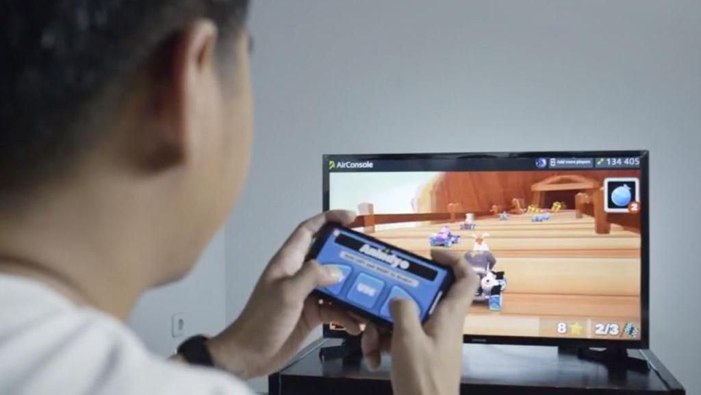 Gaet AirConsole, Pelanggan XL Home Bisa Main Game di TV Biasa