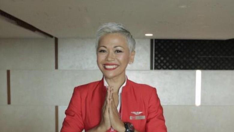 Yovita Puspasari, pramugaris AirAsia