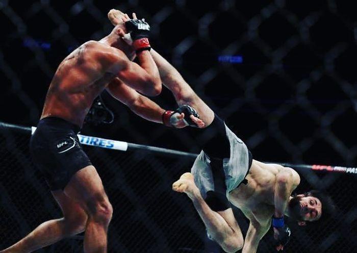 Zabit Magomedsharipov, Shaolin di UFC (Instagram/zabit_magomedsharipov)