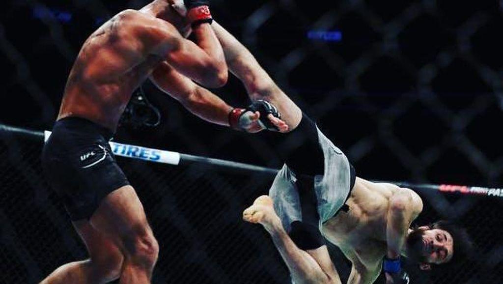 Zabit Magomedsharipov, Shaolin di UFC