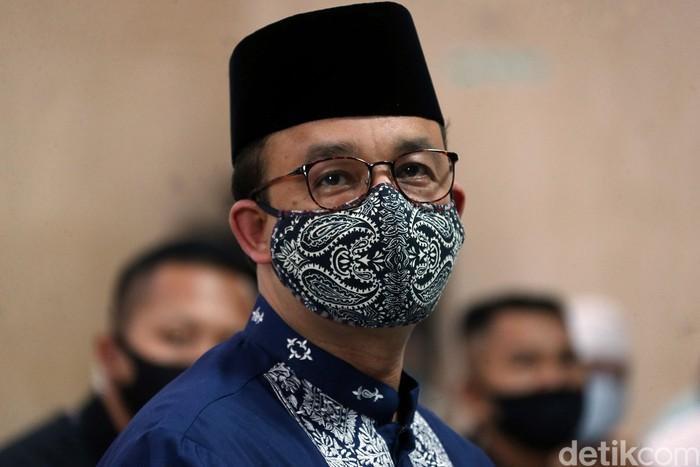 Anies: Kalau Vicon Terus, Agak Sepi Ekonomi Kita di Jakarta