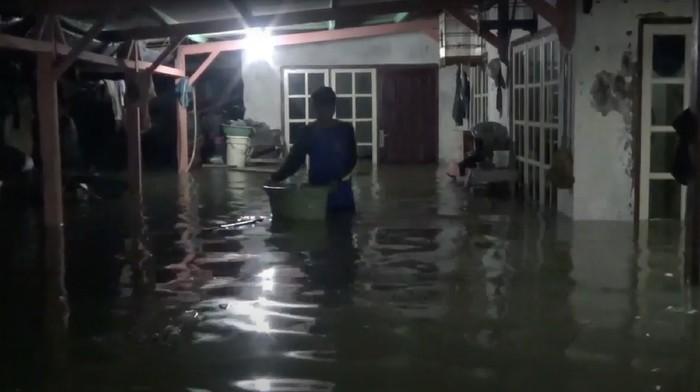 Banjir rob Subang