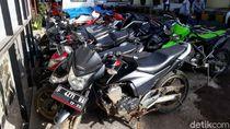4 Pelaku Curanmor Dibekuk Polisi Cianjur, Diduga Sindikat Antar Kota