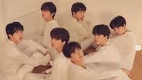 BTS Pecahkan Rekor Billboard Lewat Lagu Stay Gold