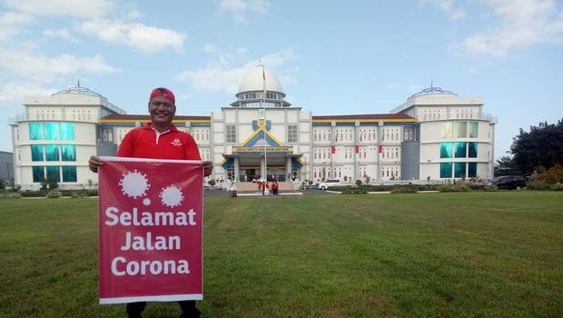 Bupati Dompu, Nusa Tenggara Barat (NTB) H Bambang M Yasin