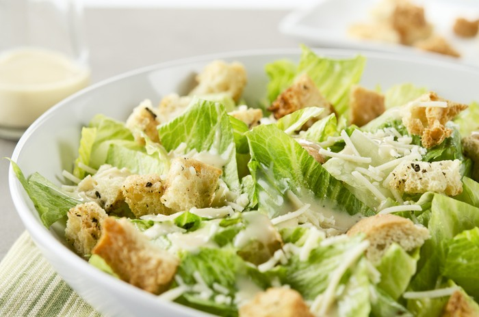 Fakta Caesar Salad