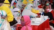 1.533 Warga Kediri Raya Akan Ikut Rapid Test Massal