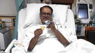 36 Hari Pakai Ventilator, Pasien Corona di India Berjuang Melawan Maut