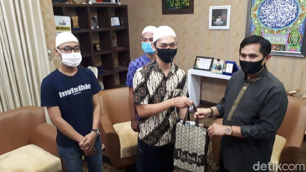 Sehari Setelah Bebas, Ferdian Paleka Bertemu Wabup Bandung untuk Minta Maaf