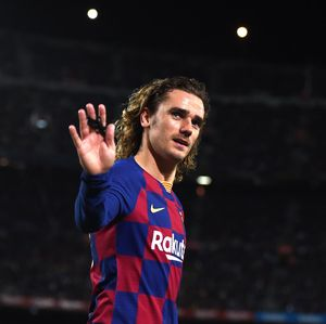 Masa Depan Griezmann di Barcelona Aman?