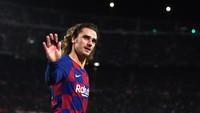Agen Antonio Griezmann Dijadwalkan Ketemu Barcelona, Bahas Apa?