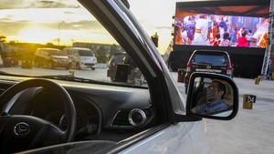 Sambut New Normal, Bekasi Sediakan Nonton Drive-in