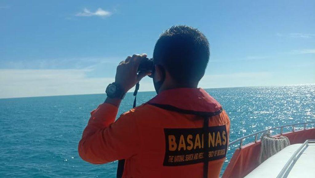 Pencarian 4 Nelayan yang Hilang di Laut Bengkulu Dihentikan