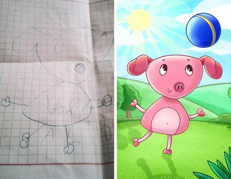ilustrator anak