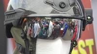 Ini Helm Canggih yang Bisa Deteksi Suhu Tubuh