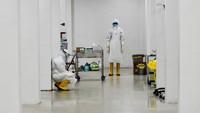 Tembus 4.000 Kasus Corona Sehari, IDI: Kapasitas Kesehatan Bisa Tak Cukup