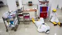 Alert! Corona di Indonesia Naik Terus, Tenaga Kesehatan Mulai Kelelahan