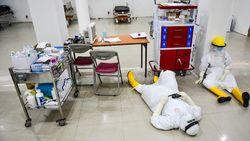 Perjalanan 8 Bulan Pandemi Virus Corona COVID-19 di Indonesia