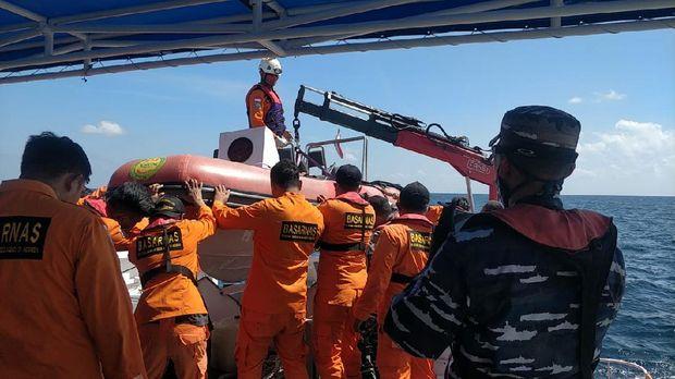 Kapal Kargo yang Hilang di Perairan Bali Ditemukan