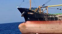 Kapal Kargo yang Hilang di Perairan Bali Ditemukan, 21 Kru Selamat
