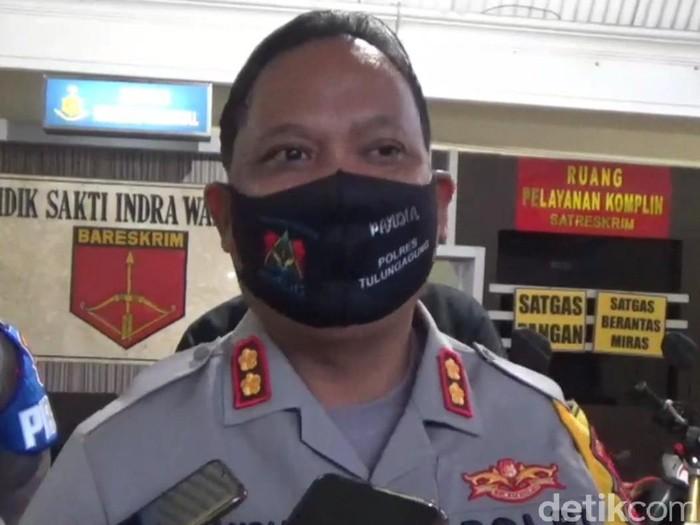 Kapolres Tulungagung AKBP Eva Guna Pandia
