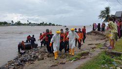 Tenggelam Saat Perbaiki Kapal Tongkang, Pria di Banjarmasin Ditemukan Tewas
