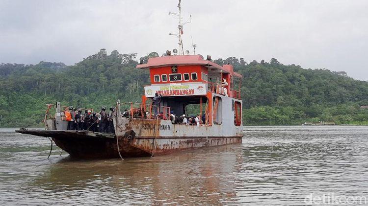 41 Bandar Narkoba Dipindah ke Nusakambangan
