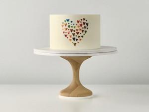 10 Kue dengan Desain Modern Ini Terlihat Simpel dan Elegan