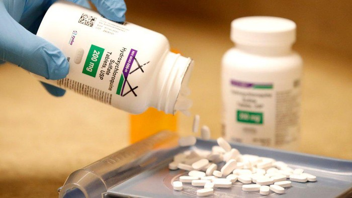 Obat virus corona: WHO lanjutkan uji coba obat hidroksiklorokuin untuk menangkal Covid 19, setelah studi tentangnya ditarik