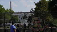 Black Lives Matter Jadi Nama Jalan Dekat Gedung Putih