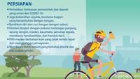 Penting! Panduan Sehat Bersepeda di Era New Normal