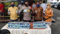 Modus Beli Susu Senilai Rp 90 Juta, 2 Pria di Depok Ditangkap Polisi