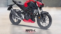 Ini Perkiraan Desain Honda CB300R Terbaru