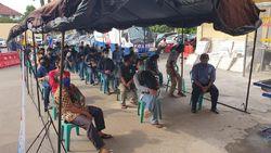 Polres Cilegon Batasi 120 Pemohon SIM Per Hari