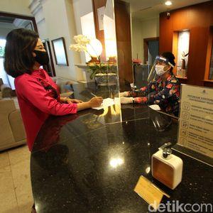 Perhatikan! Begini Aturan Masuk Hotel saat New Normal