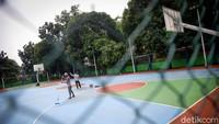 Prasarana Olahraga Outdoor Kembali Buka di Masa Transisi PSBB