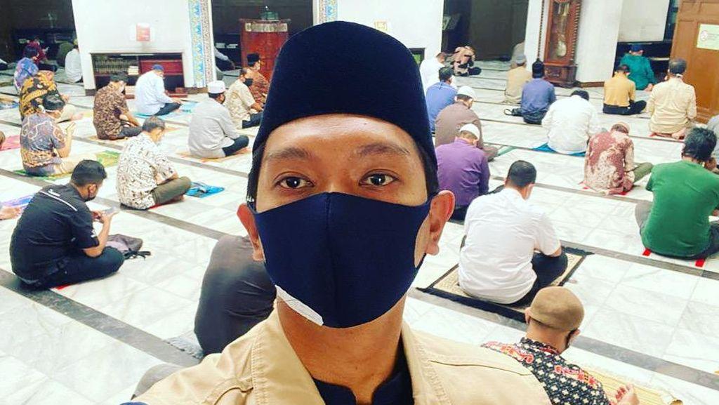 Cerita Terbayarnya Rindu Sholat Jumat di Masjid Cut Meutia Jakarta