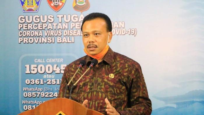 Sekretaris Daerah (Sekda) Bali Dewa Made Indra