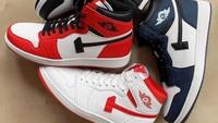 Heboh Sneakers Air Jordan Berlogo Palu Arit, Ini Faktanya