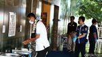Suasana Kerja PNS DKI di Hari Pertama PSBB Transisi