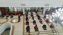 Jumatan Pertama di Pemprov Jateng, Ganjar: Semua Sudah Rindu Salat Jumat