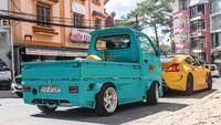 Carry Pikap Dimodif Jadi Mobil Anak Gaul