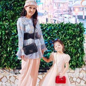 Gaya Mewah Thalia Putri Onsu, Anak Ruben Onsu yang Baru 5 Tahun